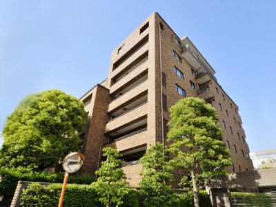 グランフォルム赤坂の外観写真