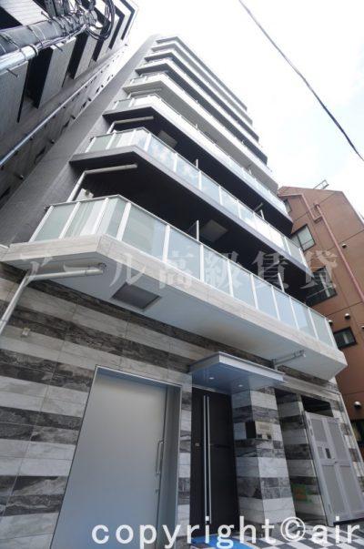 ハーモニーレジデンス東京ベイの外観写真