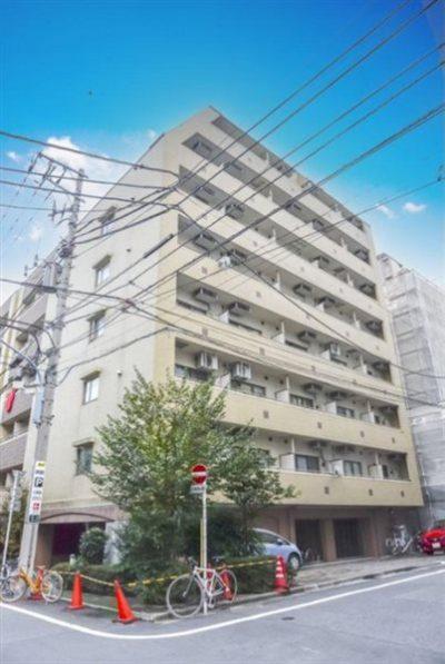 デュオ・スカーラ新宿の外観写真
