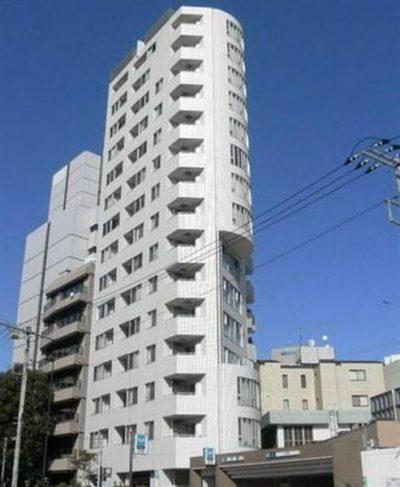 ニューシティアパートメンツ千駄ヶ谷IIの外観写真
