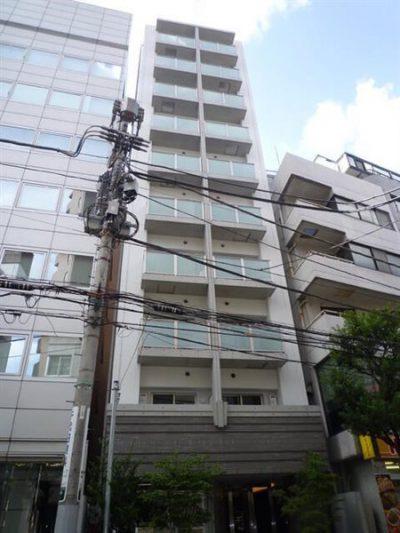 麹町二番町マンションの外観写真