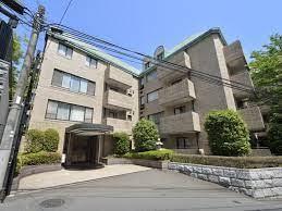 赤坂氷川町パークマンションの外観写真