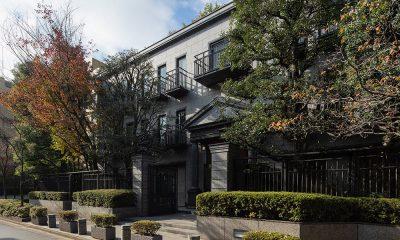 青山タウンハウスアネックスの外観写真