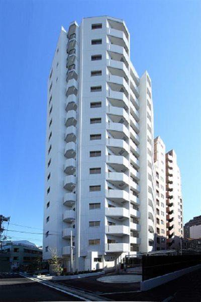 コンフォリア西蒲田の外観写真