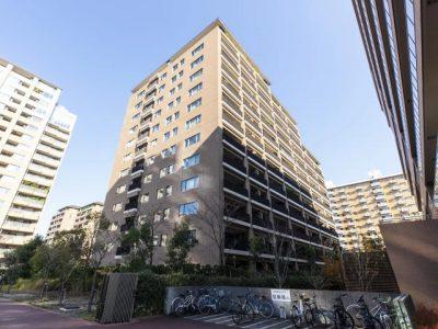 広尾ガーデンフォレストH棟の外観写真